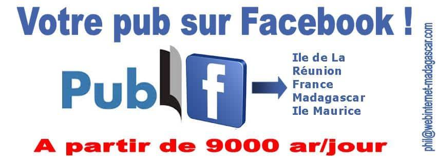 slide pubFacebook