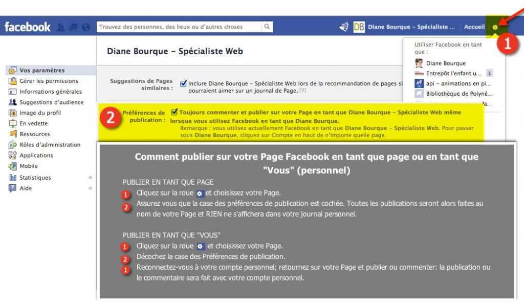 facebook-publication-page