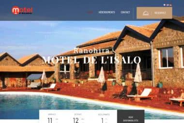 Création de site internet et logiciel web à Madagascar pour toutes